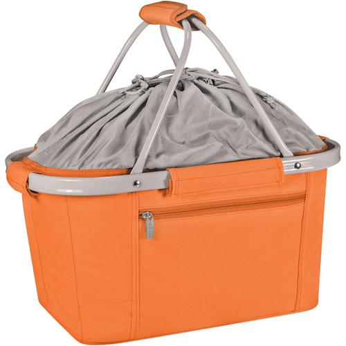 Picnic Time Metro Basket Cooler (Orange) 645-00-103-000-0
