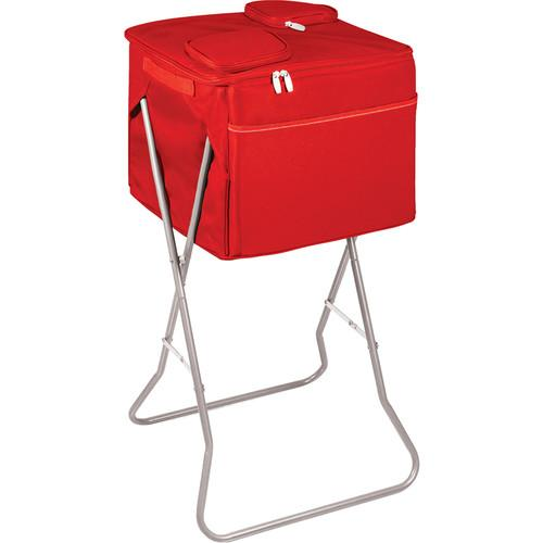 Picnic Time Party Cube Cooler (Red) 780-00-100-000-0