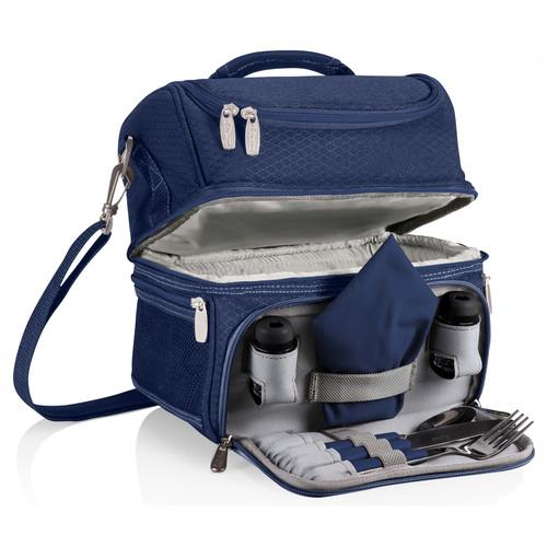 Picnic Time Pranzo Lunch Tote (Navy) 512-80-138-000-0