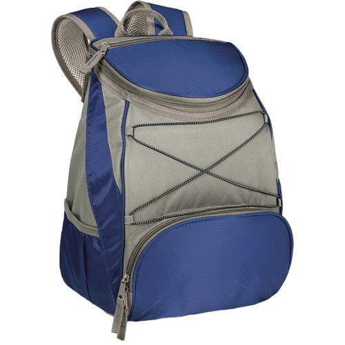 Picnic Time PTX Cooler Backpack (Navy/Gray, 13L)
