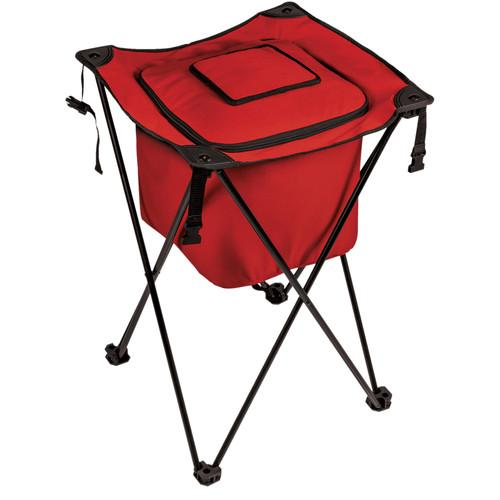 Picnic Time Sidekick Portable Cooler (Red, 32L) 779-00-100-000-0