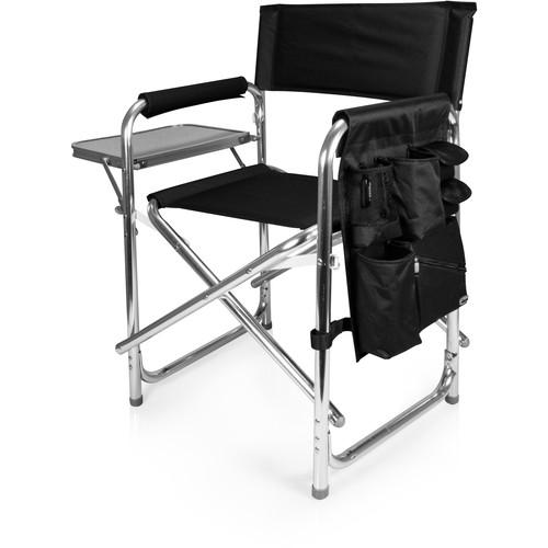 Picnic Time Sports Chair (Black) 809-00-179-000-0
