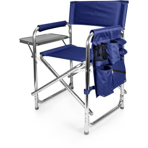 Picnic Time  Sports Chair (Navy) 809-00-138-000-0