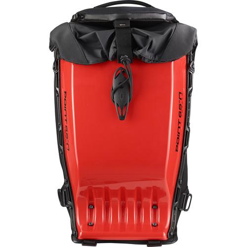 POINT 65 SWEDEN GT Backpack (20L, Diablo Red) 322313