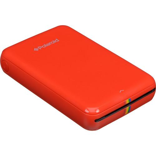 Polaroid  ZIP Mobile Printer Basic Kit (Red)
