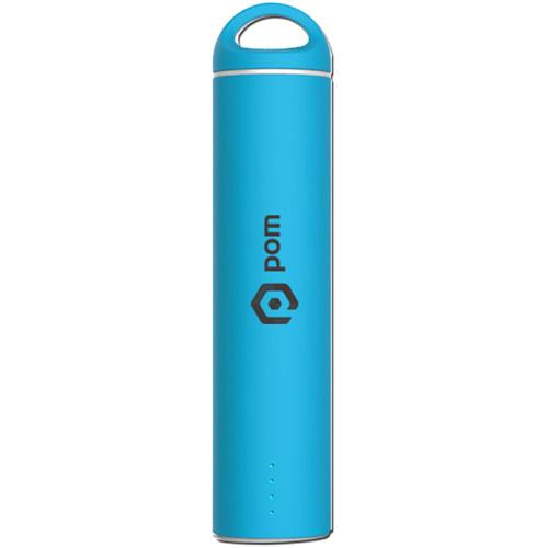 POM GEAR Sling 2200mAh Power Bank (Blue) P2G-5005BL