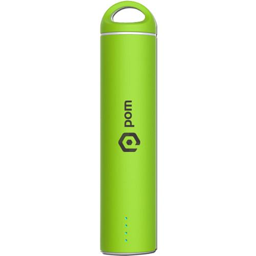 POM GEAR Sling 2200mAh Power Bank (Green) P2G-5005GR