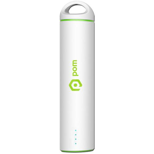 POM GEAR Sling 2200mAh Power Bank (White) P2G-5005WH