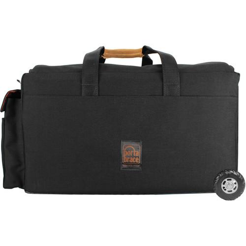 Porta Brace DVO-3ROR Camera Case with Wheels (Black) DVO-3ROR