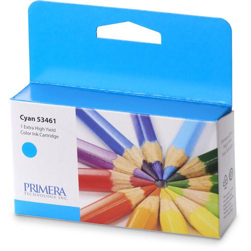 Primera Cyan Ink Cartridge for LX2000 Color Label Printer 53461