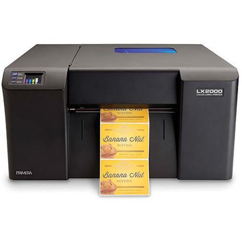 Primera  LX2000 Color Label Printer 74461