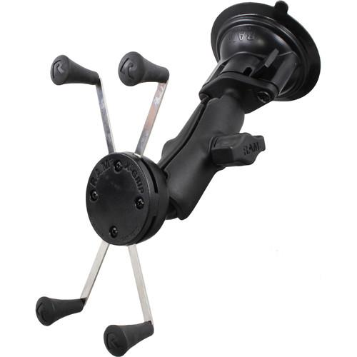 RAM MOUNTS RAM Twist Lock Suction Cup Mount RAM-B-166-UN10U