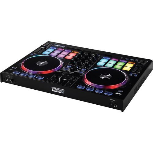 Reloop BeatPad 2 - Cross Platform Controller for iPad, BEATPAD-2