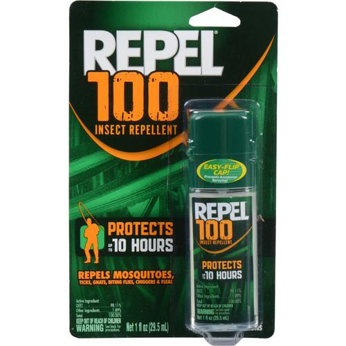 Repel 100 Insect Repellent (1 oz, Pump Spray) HG-402000