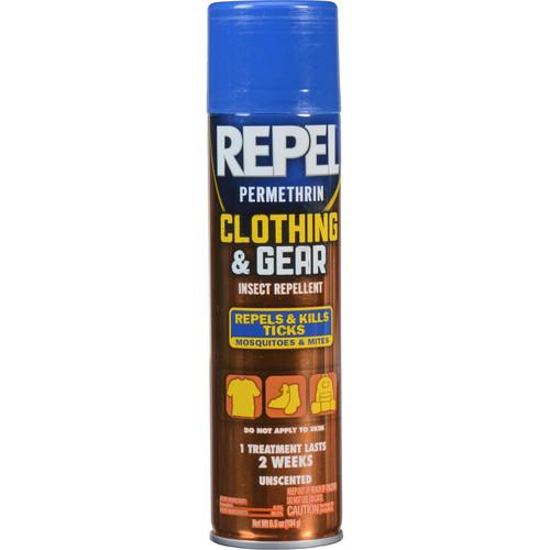 Repel Clothing and Gear Permethrin Insect Repellent HG-94127