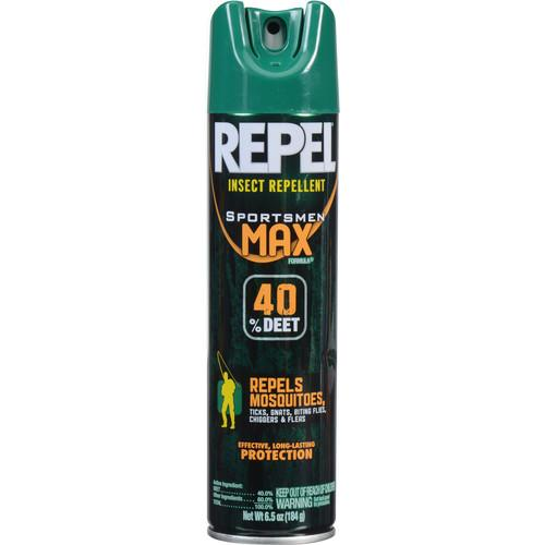 Repel Sportsmen Max Formula Aerosol Spray (6.5 oz) HG-33801