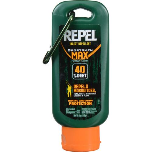 Repel Sportsmen Max Insect Repellent Lotion (4 oz) HG-94079