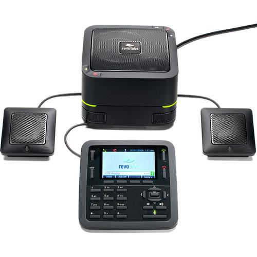 Revolabs FLX UC 1500 IP & USB Conference Phone 10-FLXUC1500