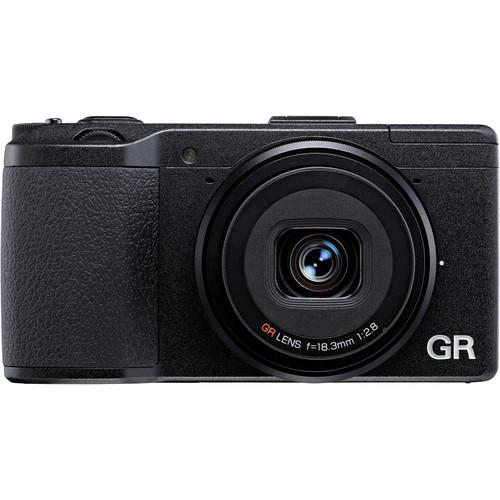 Ricoh  GR II Digital Camera 175843