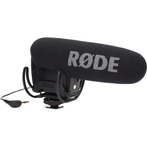 Rode VideoMic Pro with Rycote Lyre Shockmount VIDEOMIC PRO-R