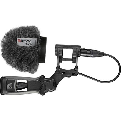 Rycote 5cm Large Hole Classic-Softie Kit with Lyre Mount 033313