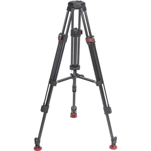 Sachtler Speed Lock 75 CF Tripod and Mid-Level SST10P1700