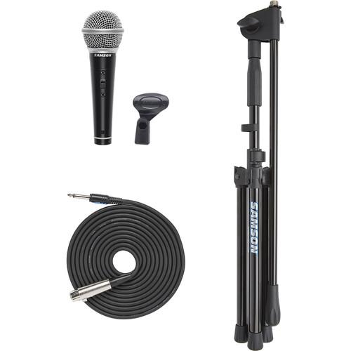 Samson  VP10 - Microphone Value Pack SAVP10CE