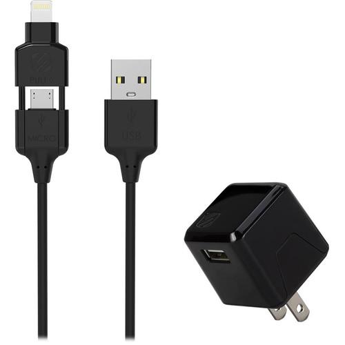 Scosche  strikeBASE Pro Wall Charger I3MH121