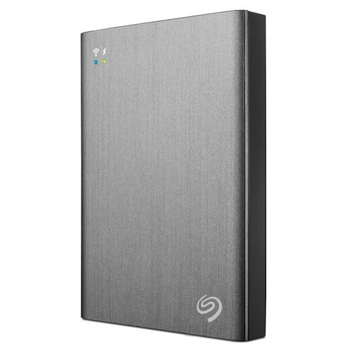 Seagate 2TB Wireless Plus Mobile HDD with Built-In STCV2000100