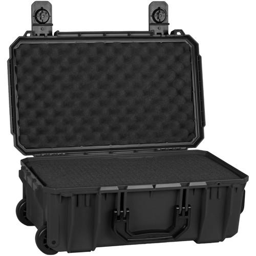 Seahorse SE830 Case with Telescoping Handle SEPC-830FBK