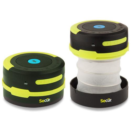 Secur SP-5004 Bluetooth Lantern & Power Bank SCR-SP-5004