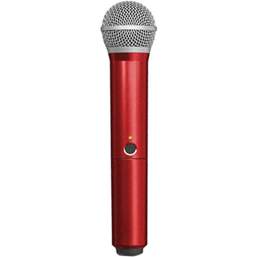Shure WA712-RED Color Handle for BLX PG58 Microphone WA712-RED
