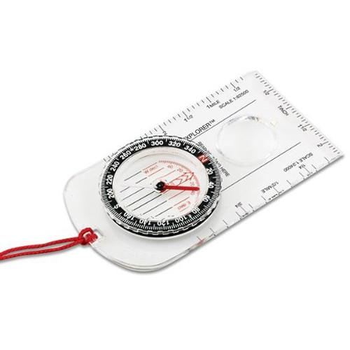 Silva Explorer 203 Compass with Extended Base Plate 2801030