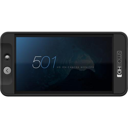 SmallHD 501 HDMI On-Camera Monitor with 3D LUT Support MON-501