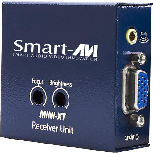 Smart-AVI Mini-XT-RXS VGA Extender w/ Audio Receiver MINI-XT-RXS