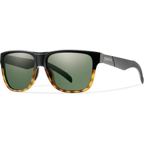 Smith Optics Lowdown Sunglasses with Gray-Green LDPCGNMBFT