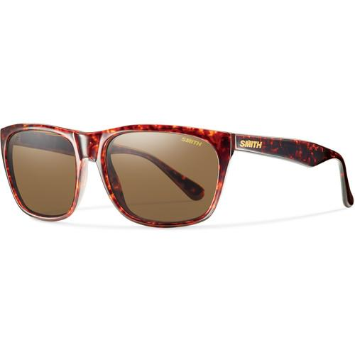 Smith Optics Tioga Unisex Sunglasses with Vintage TOPCBRVHV