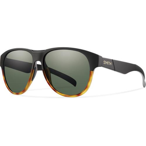 Smith Optics Townsend Sunglasses with Matte Black TWPCGNMBFT