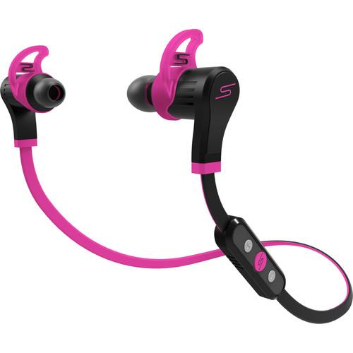 SMS Audio In-Ear Wireless Sport Headphones SMS-EBBT-SPRT-PNK