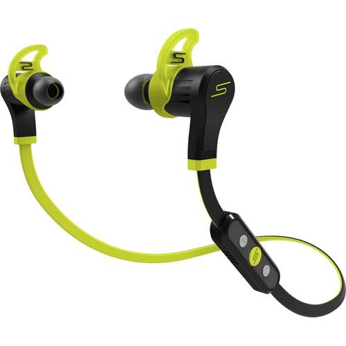 SMS Audio In-Ear Wireless Sport Headphones SMS-EBBT-SPRT-YLW