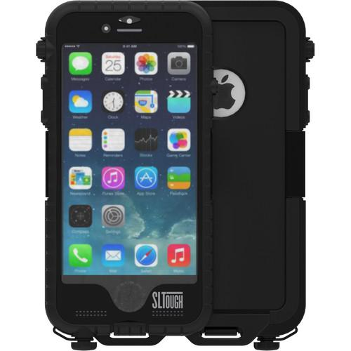 Snow Lizard SLTough6 Case for iPhone 6 (Night Black) SLTOUGH6-BL