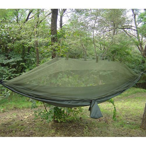 Snugpak Jungle Hammock with Mosquito Net (Coyote Tan) 61665
