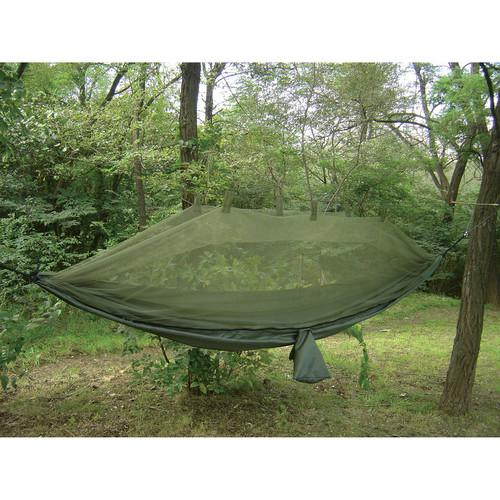 Snugpak Jungle Hammock with Mosquito Net (Olive Drab) 61660