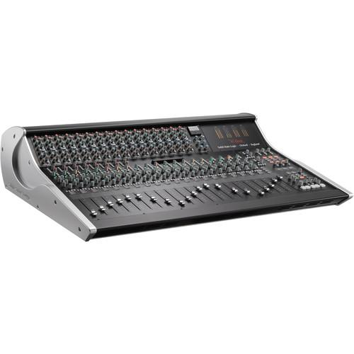 Solid State Logic XL-Desk Mixing Console with 16 E 729732X2