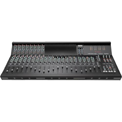Solid State Logic XL-Desk Mixing Console with 8 E 729732X3
