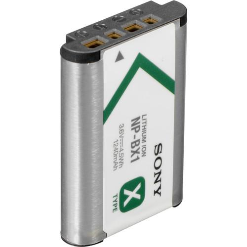 Sony NP-BX1/M8 Rechargeable Lithium-Ion Battery Pack 1200301