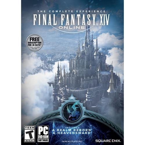 SQUARE ENIX Final Fantasy XIV: Heavensward Bundle (PC) 91709