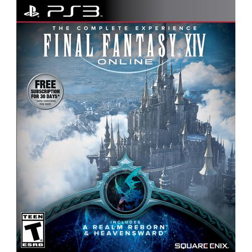 SQUARE ENIX Final Fantasy XIV: Heavensward Bundle (PS3) 91710