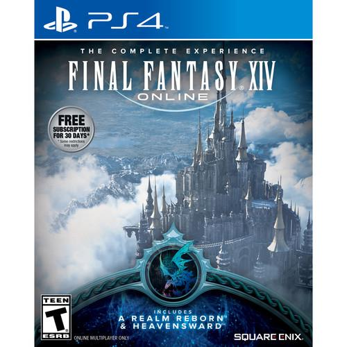 SQUARE ENIX Final Fantasy XIV: Heavensward Bundle (PS4) 91711