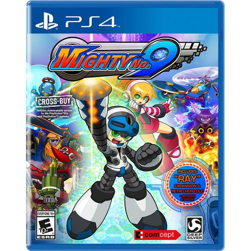 SQUARE ENIX  Mighty No. 9 (PS4) D1265